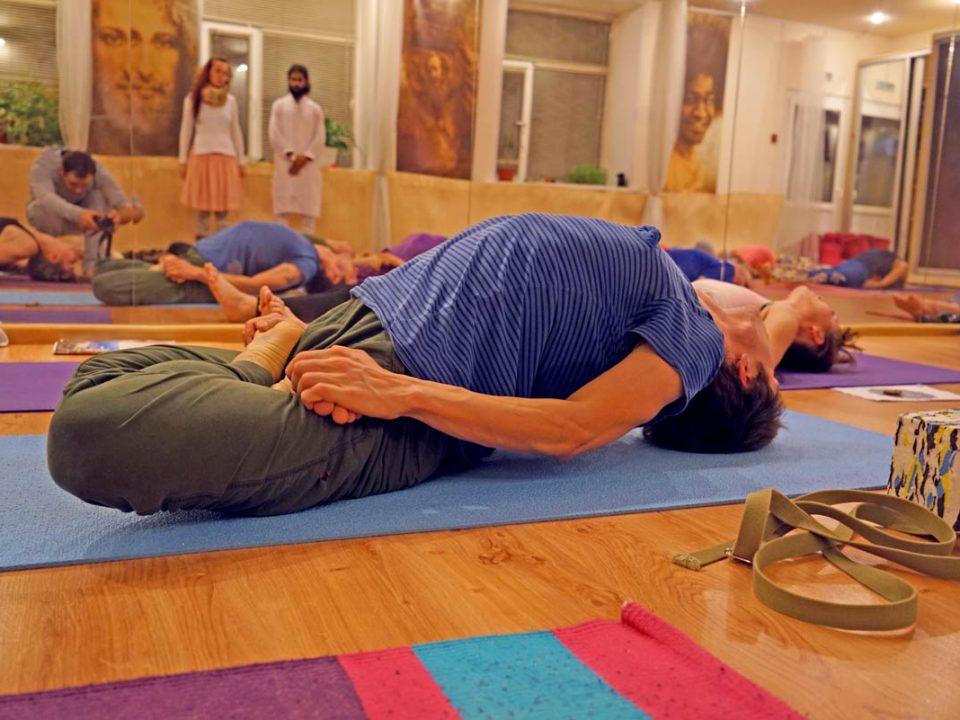 Yoga Teacher Training in Thailand