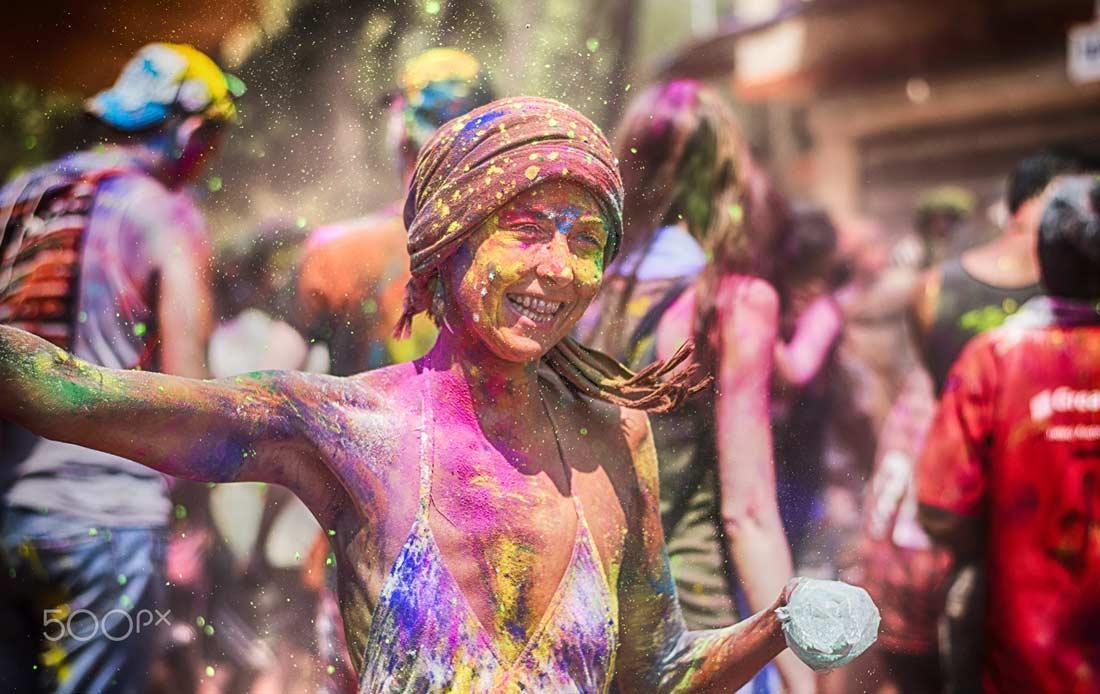 Arambol-Holi-Celebration-Goa