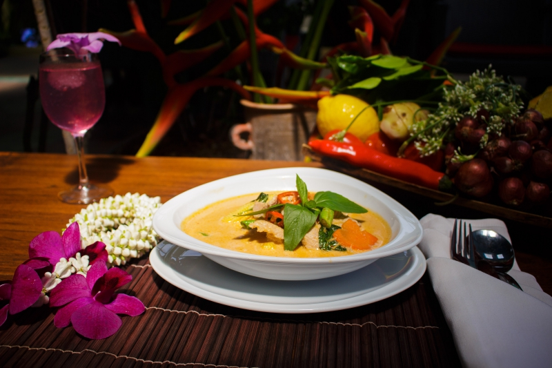 thai healthy food